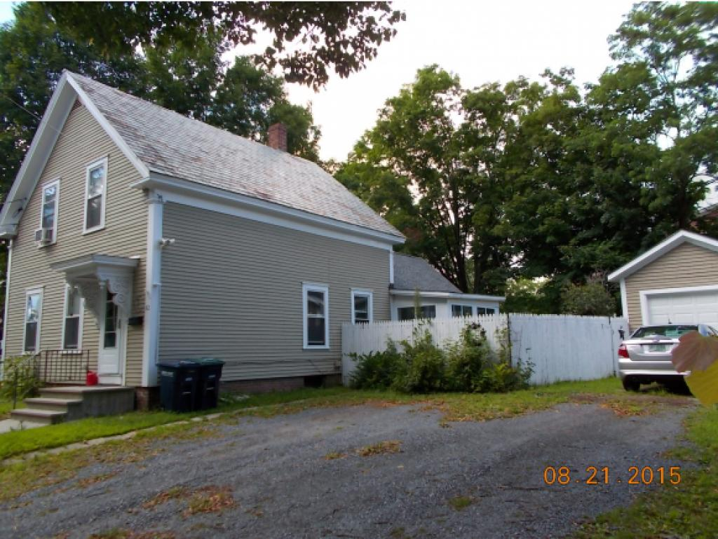 Claremont NH 03743 Home for sale $List Price is $106,900