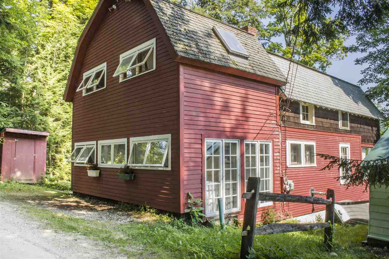 TINMOUTH VTLake House for sale $$199,000 | $124 per sq.ft.