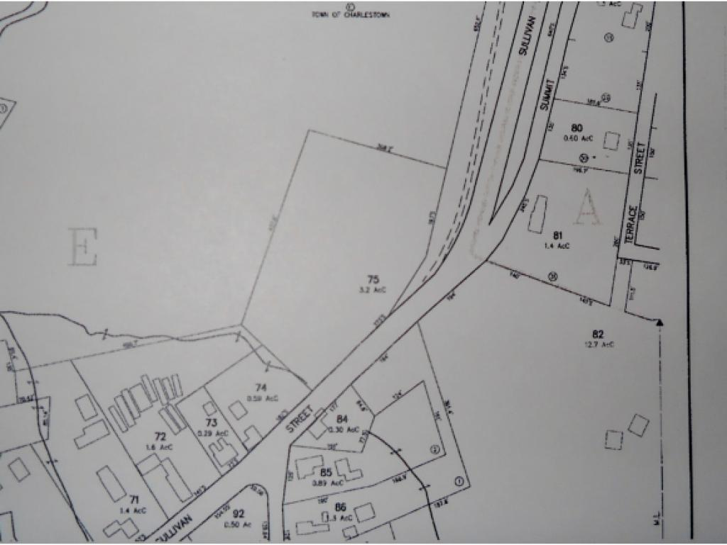 CHARLESTOWN NH LAND  for sale $$14,500 | 3.2 Acres  | Price Per Acre $0