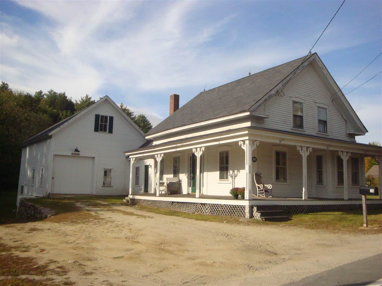 DANBURY NH Home for sale $$229,900 | $124 per sq.ft.