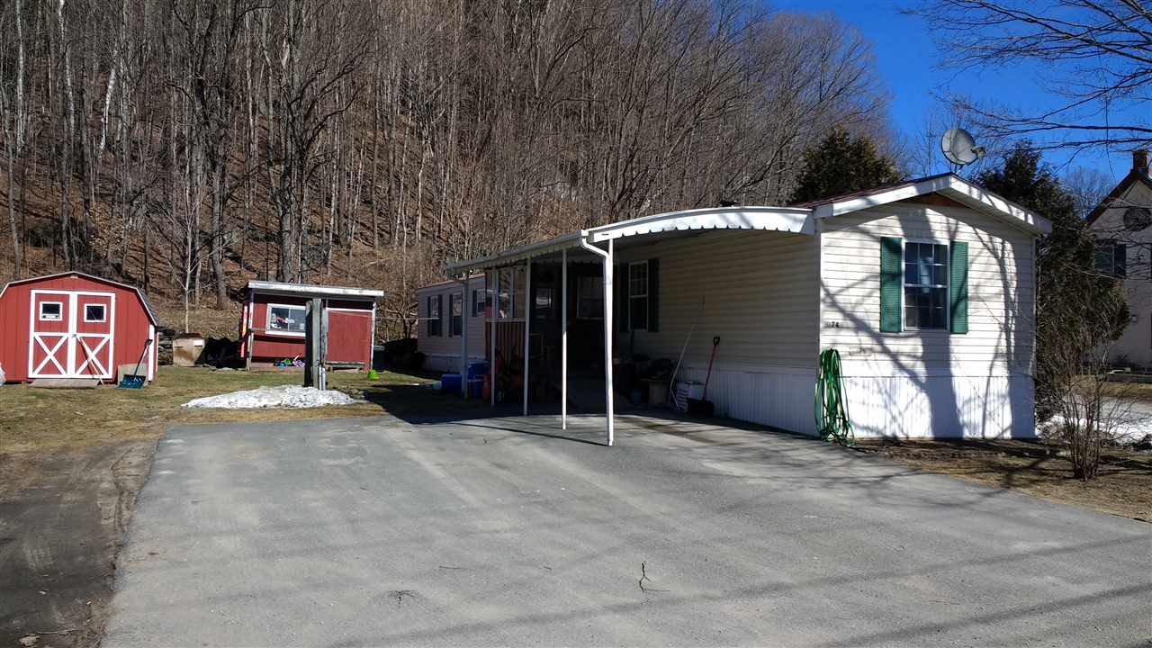 BRIDGEWATER VT Mobile-Manufacured Home for sale $$59,000 | $59 per sq.ft.