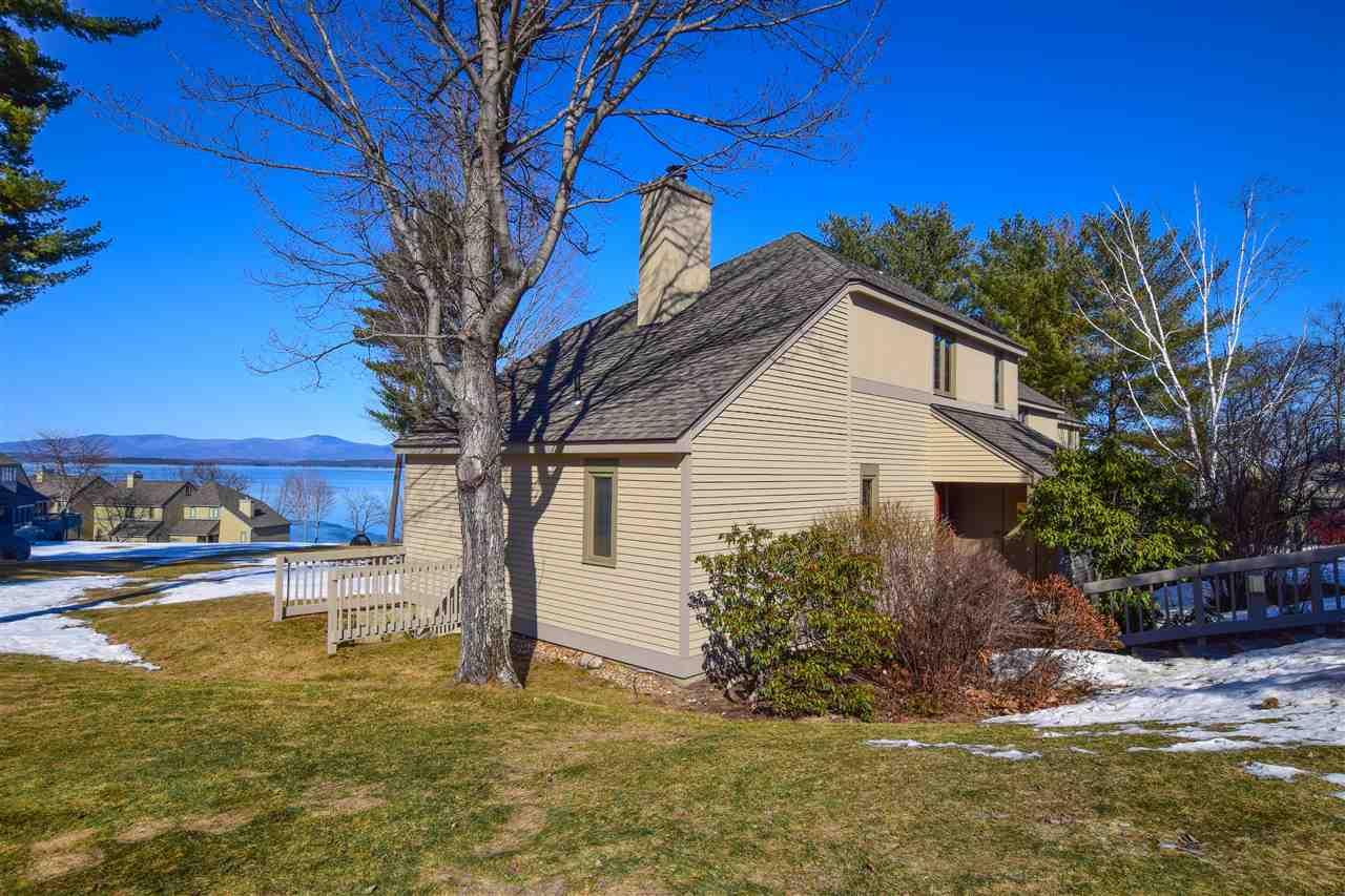 Gilford NH Lake Lake Winnipesaukee waterfront home for sale