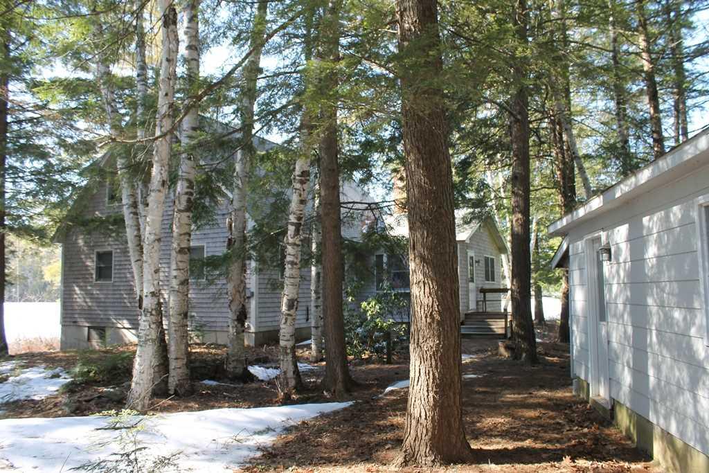 Lake Hermit Lake waterfront home for sale in Sanbornton