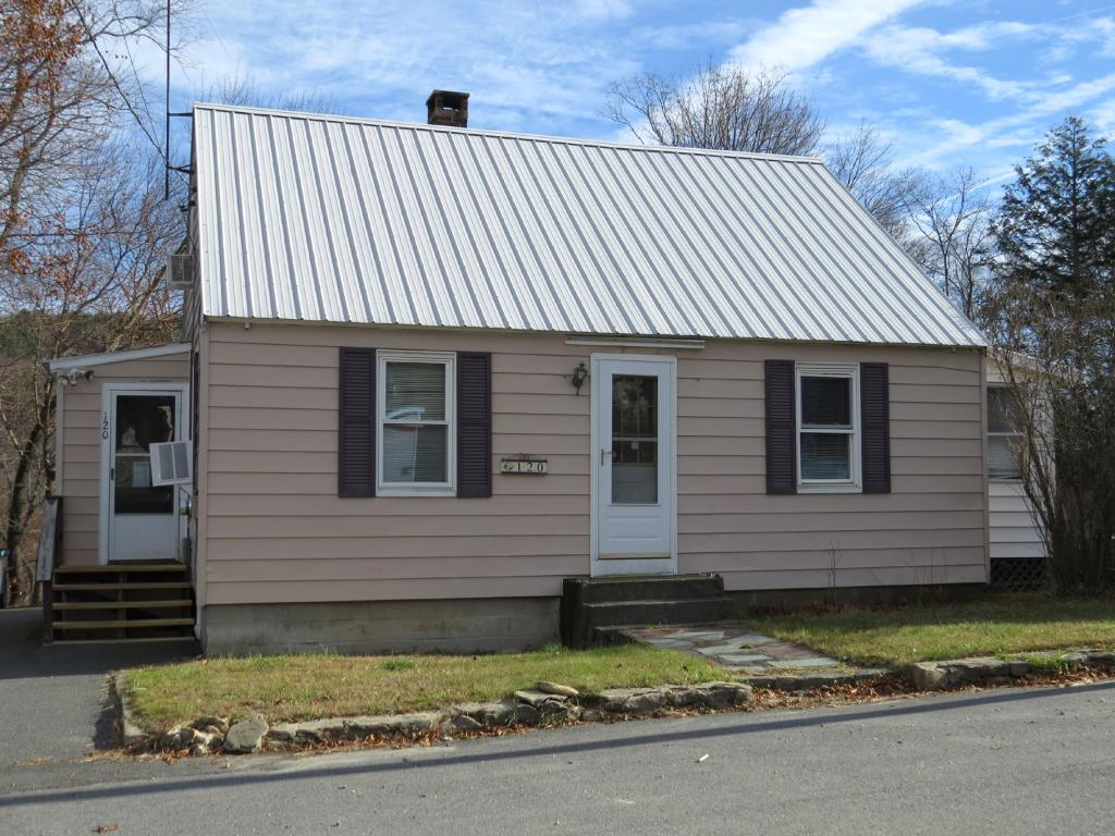 SPRINGFIELD VT Home for sale $$80,000 | $84 per sq.ft.
