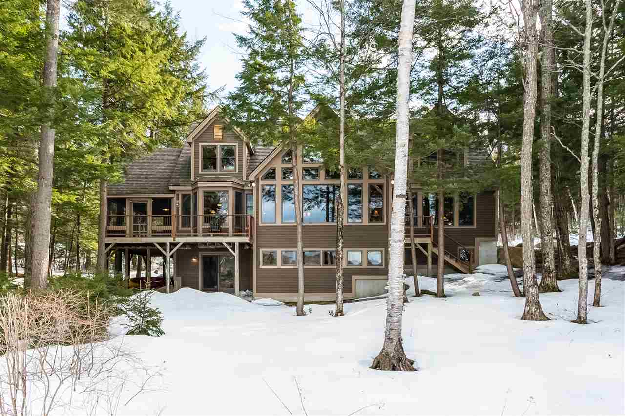 NEW HAMPTON NH Home for sale $900,000