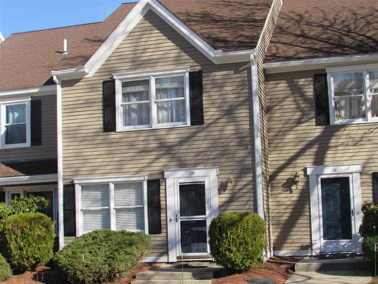 Nashua NH Condo for sale $List Price is $219,900