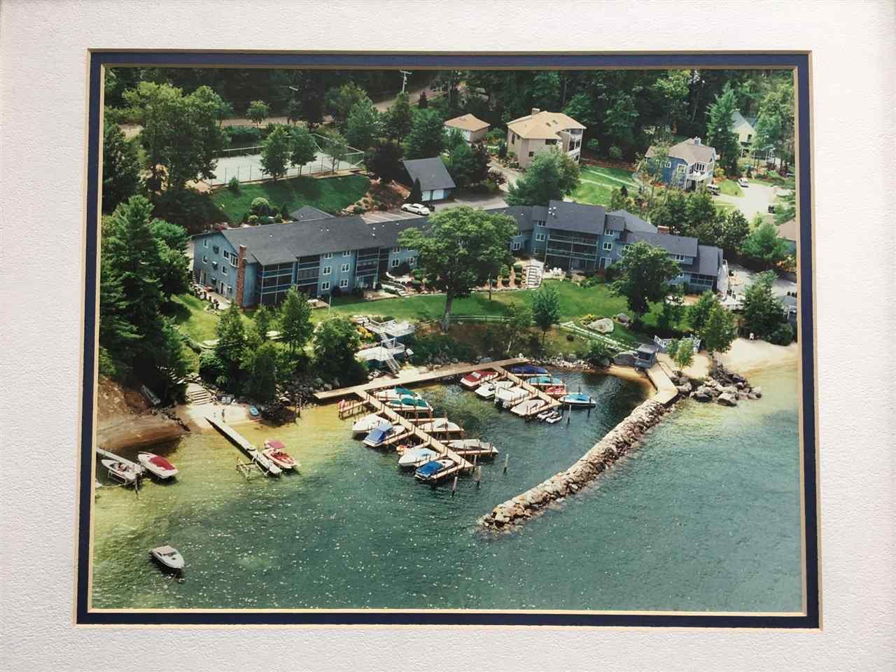 Laconia NH Lake Winnipesaukee waterfront home for sale
