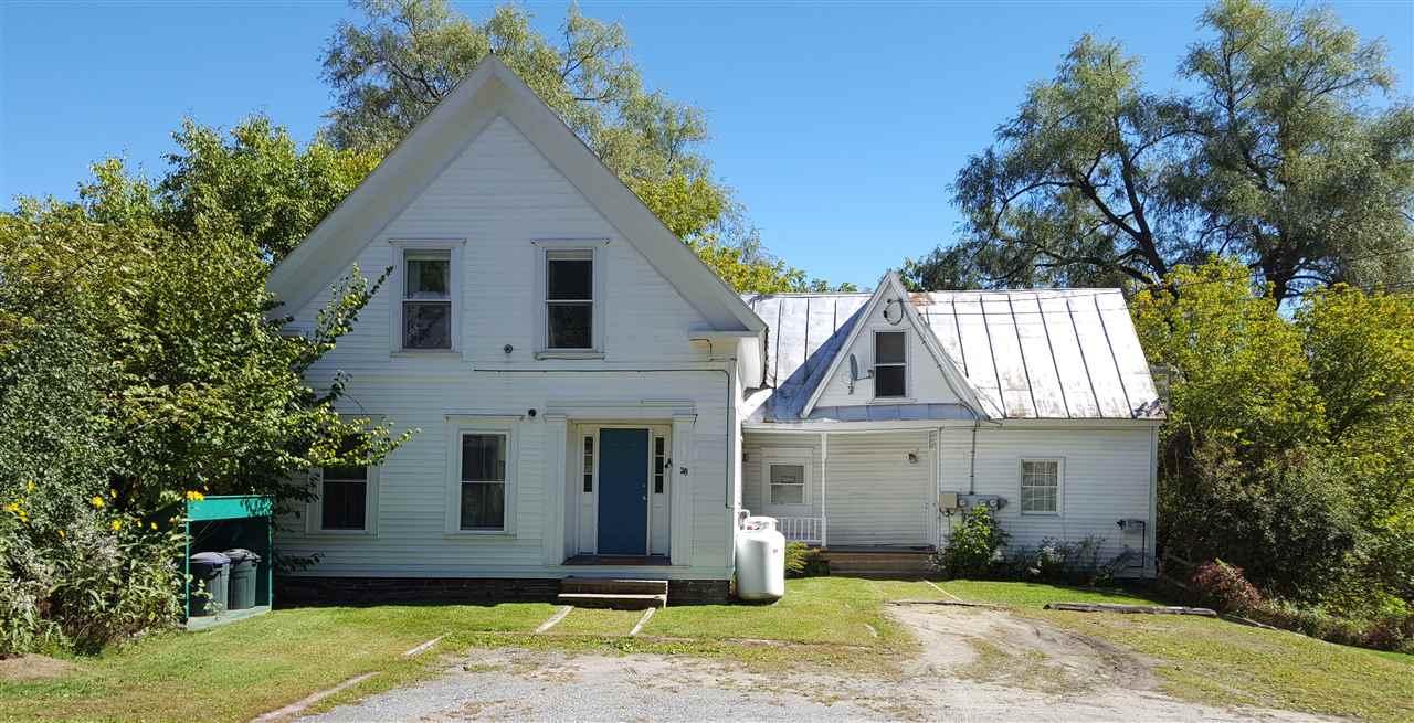 BRADFORD VTHome for sale $$79,500   $33 per sq.ft.