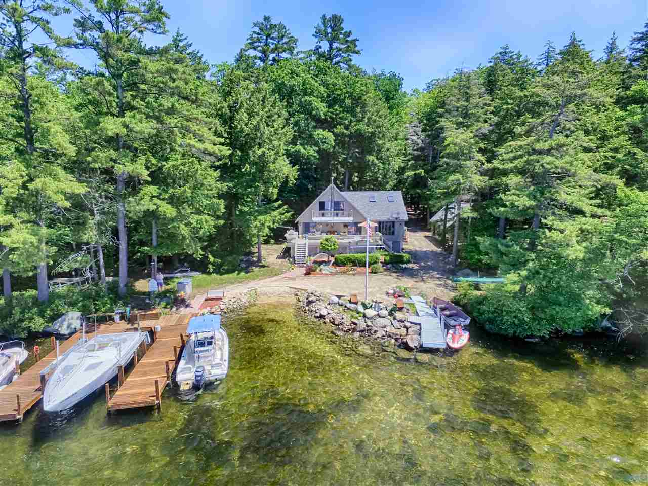 MOULTONBOROUGH NH  Home for sale $625,000