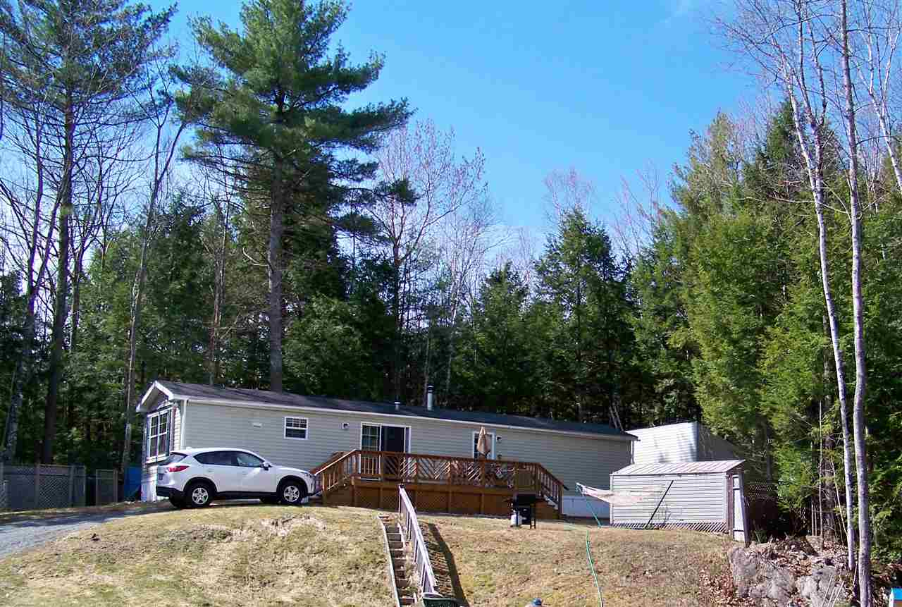 CANAAN NH Mobile-Manufacured Home for sale $$124,900 | $159 per sq.ft.