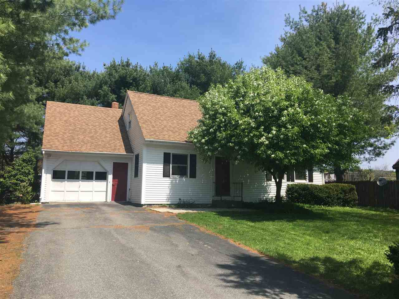 LEBANON NH Home for sale $$269,900 | $165 per sq.ft.