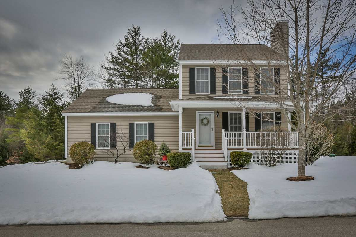 image of Amherst NH Condo | sq.ft. 1980
