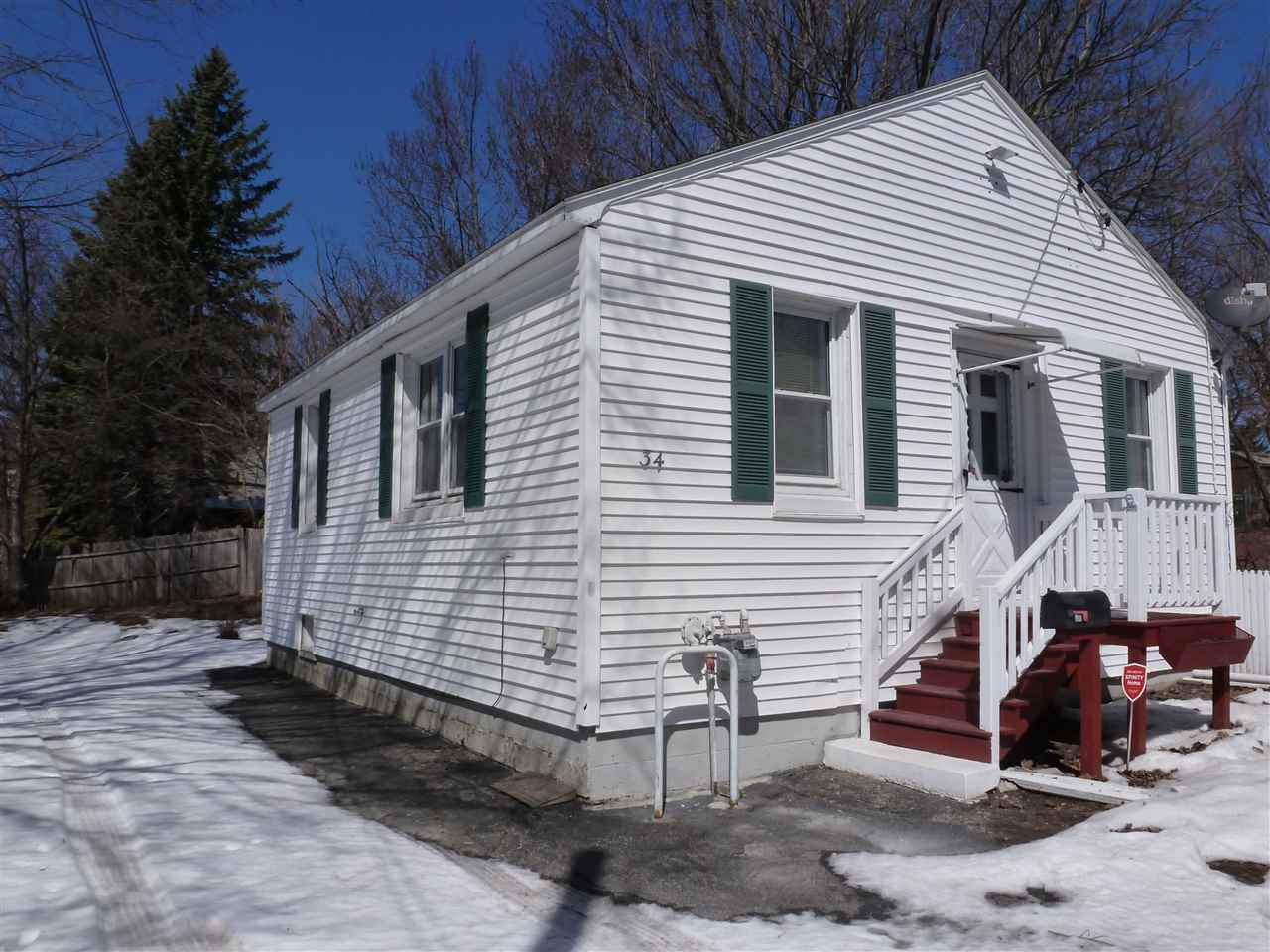 Manchester NHHome for sale $List Price is $149,800