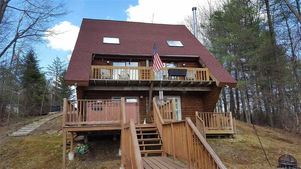 VILLAGE OF CENTER BARNSTEAD IN TOWN OF BARNSTEAD NH Home for sale $284,900