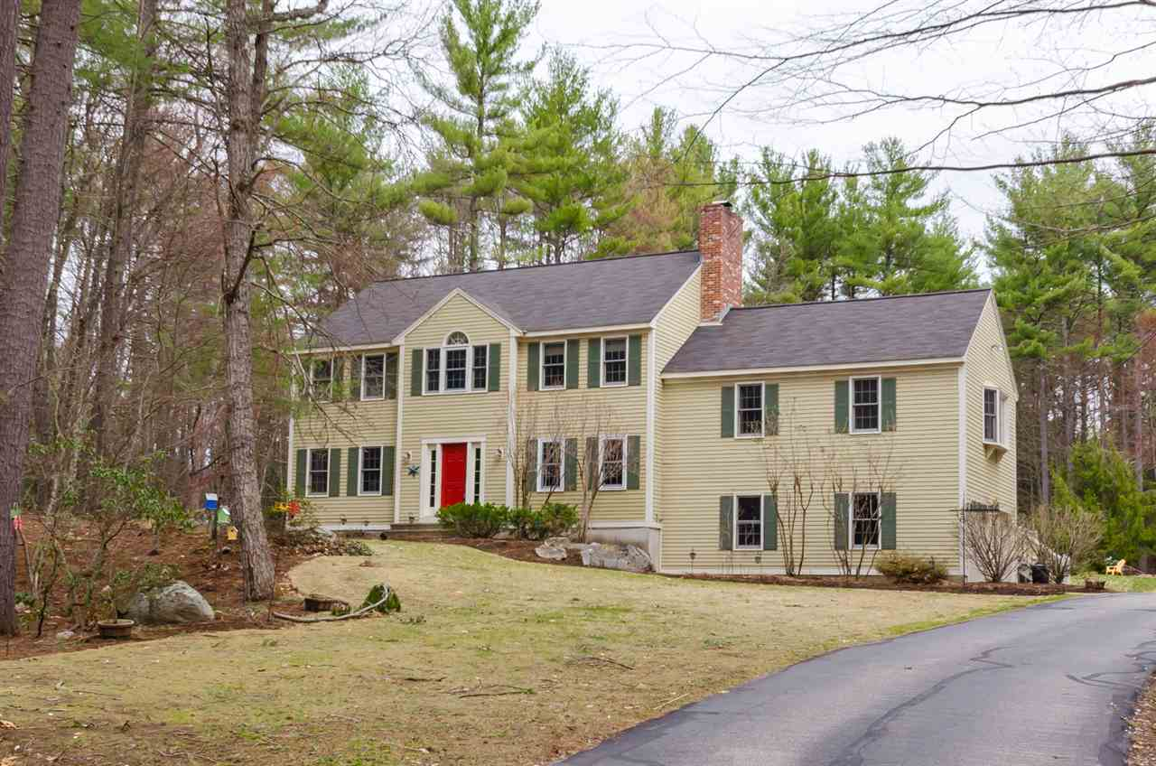 Hollis NH Home