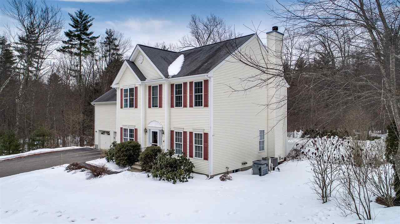 Bedford NH Home