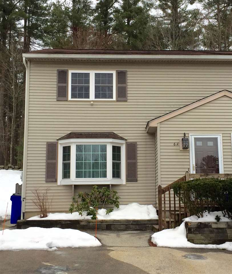 image of Goffstown NH Condo | sq.ft. 1814