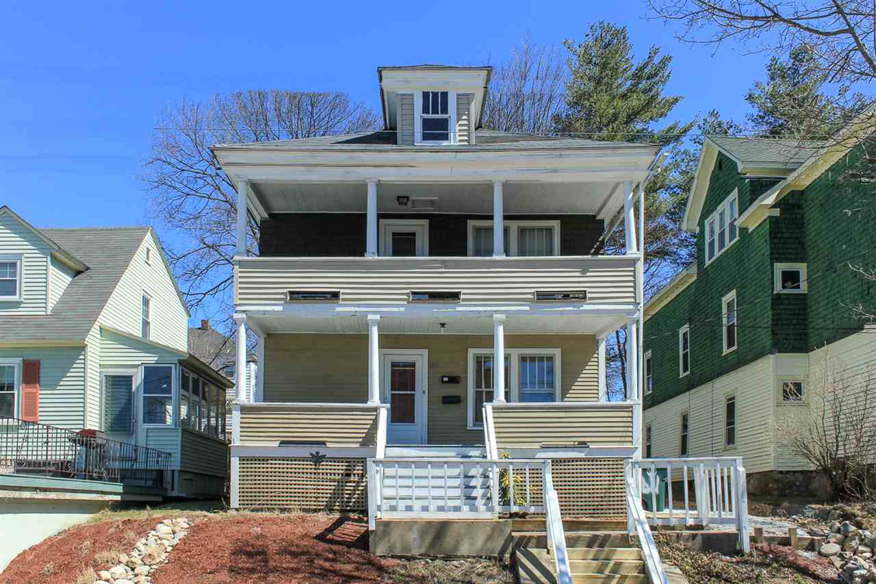 image of Manchester NH  2 Unit Multi Family | sq.ft. 2736