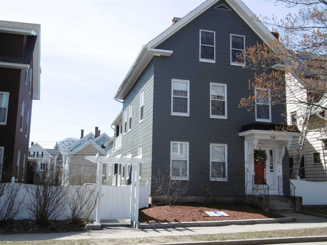 image of Manchester NH  2 Unit Multi Family | sq.ft. 2152