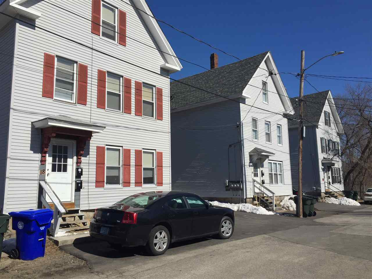 image of Manchester NH  6 Unit Multi Family | sq.ft. 7570