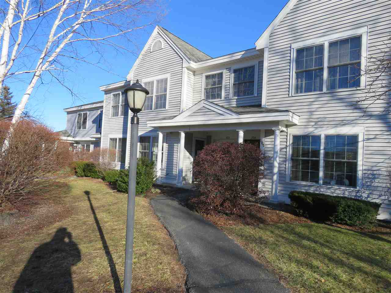 Peterborough NH Condo for sale $List Price is $109,500