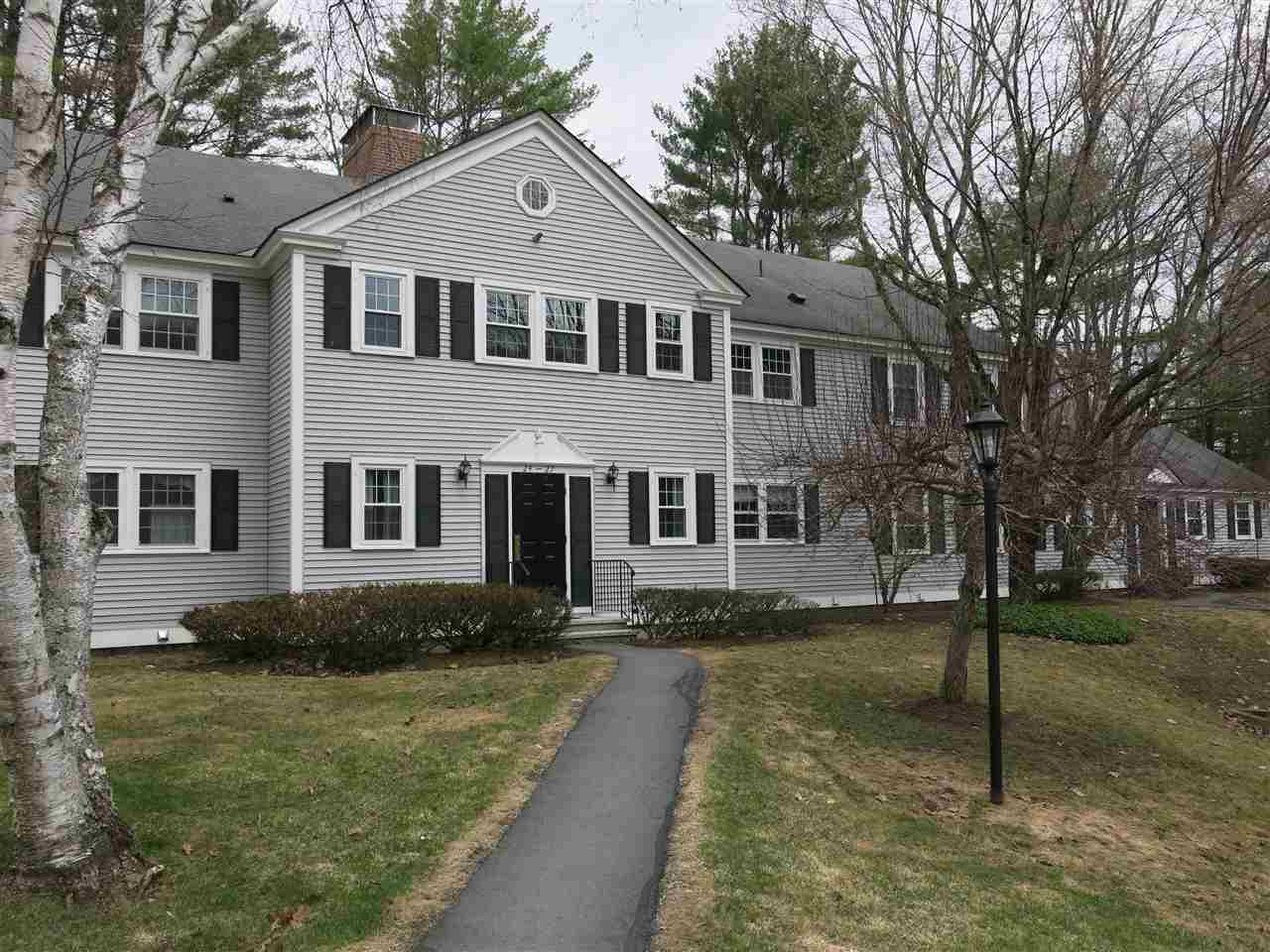 Hanover NH condo for sale