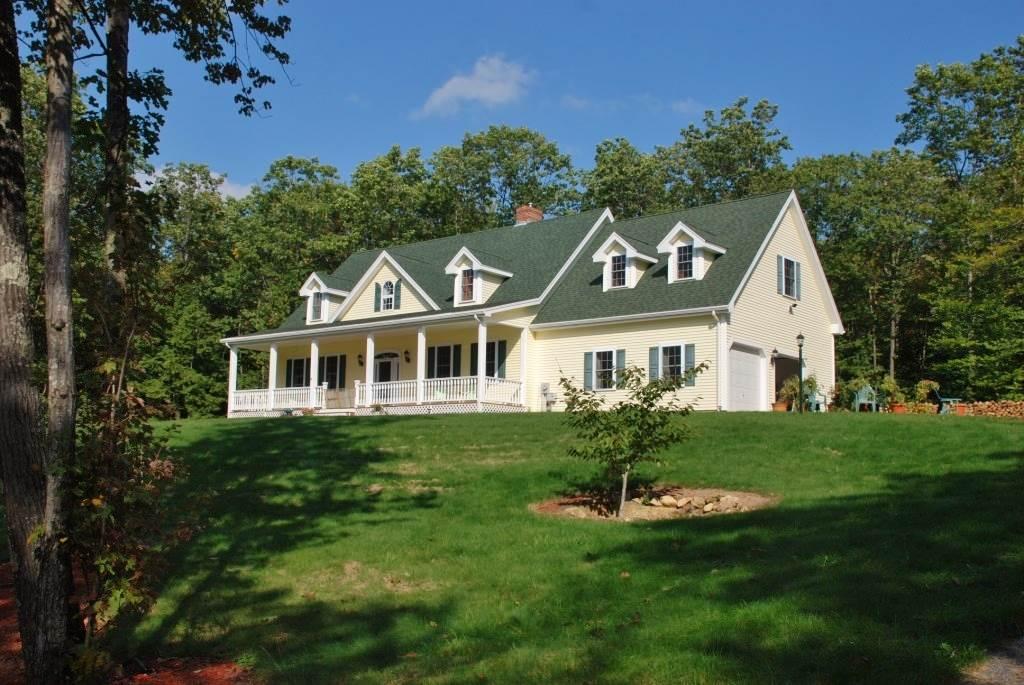 GILMANTON NH Home for sale $419,000