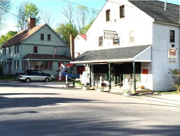 VILLAGE OF CENTER TUFTONBORO IN TOWN OF TUFTONBORO NHCommercial Listing for sale