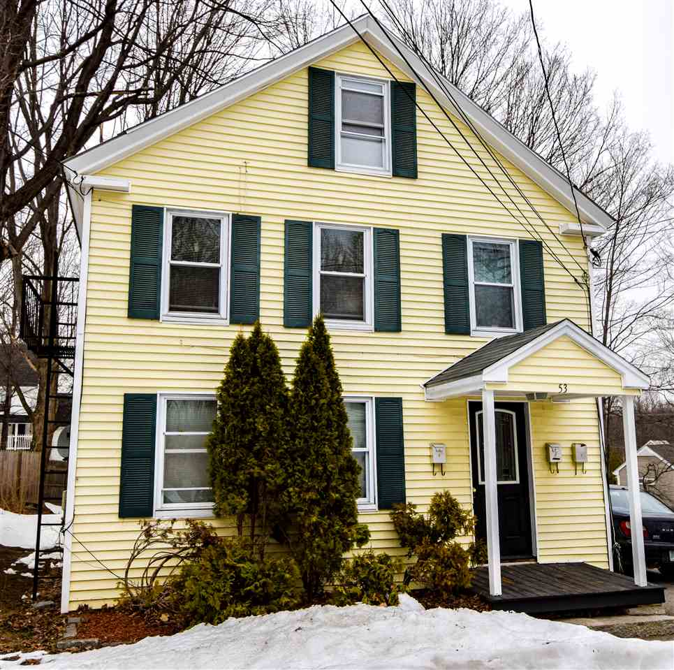 Milford NH Multi Family for sale $List Price is $214,900