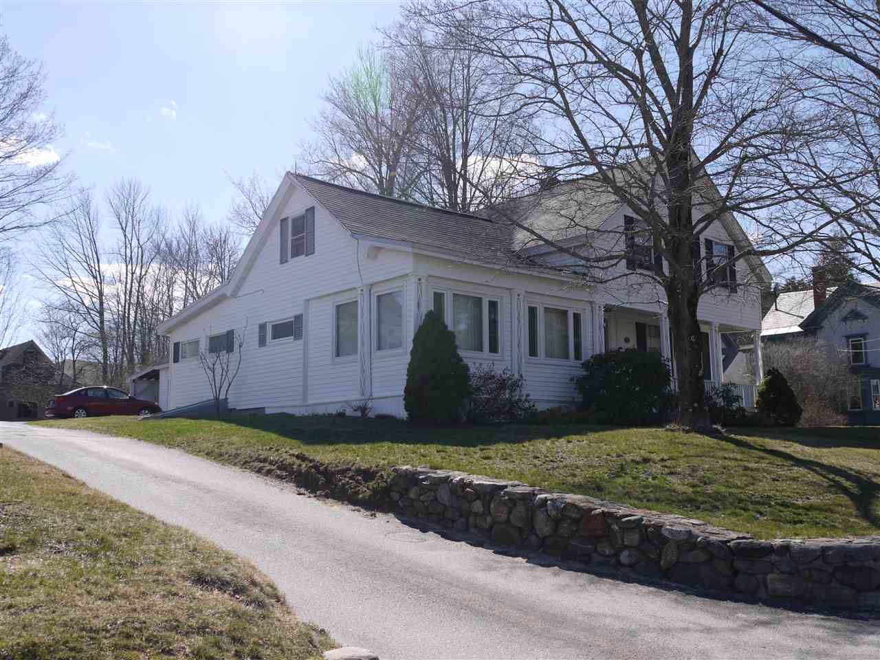 Jaffrey NH Multi Family for sale $List Price is $229,900