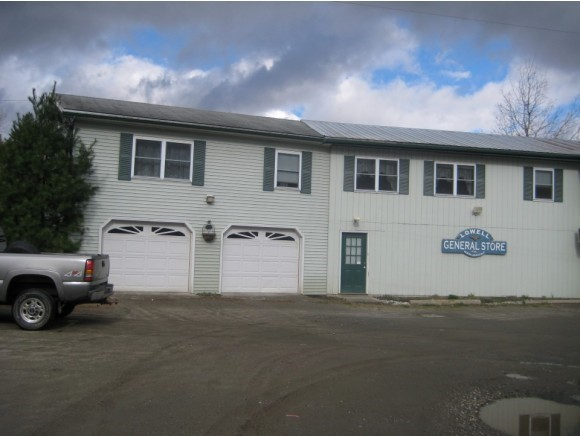 3042  Vt Route 100 Lowell, VT 05847