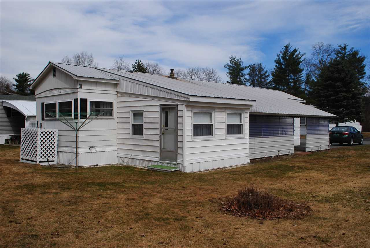 WEATHERSFIELD VT Mobile-Manufacured Home for sale $$25,500 | $30 per sq.ft.