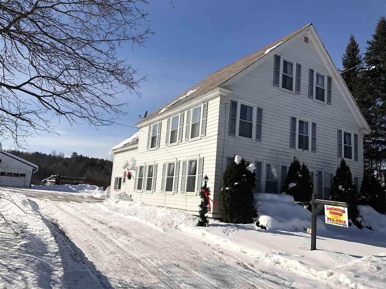 87 North Street Road, Chester, VT 05143
