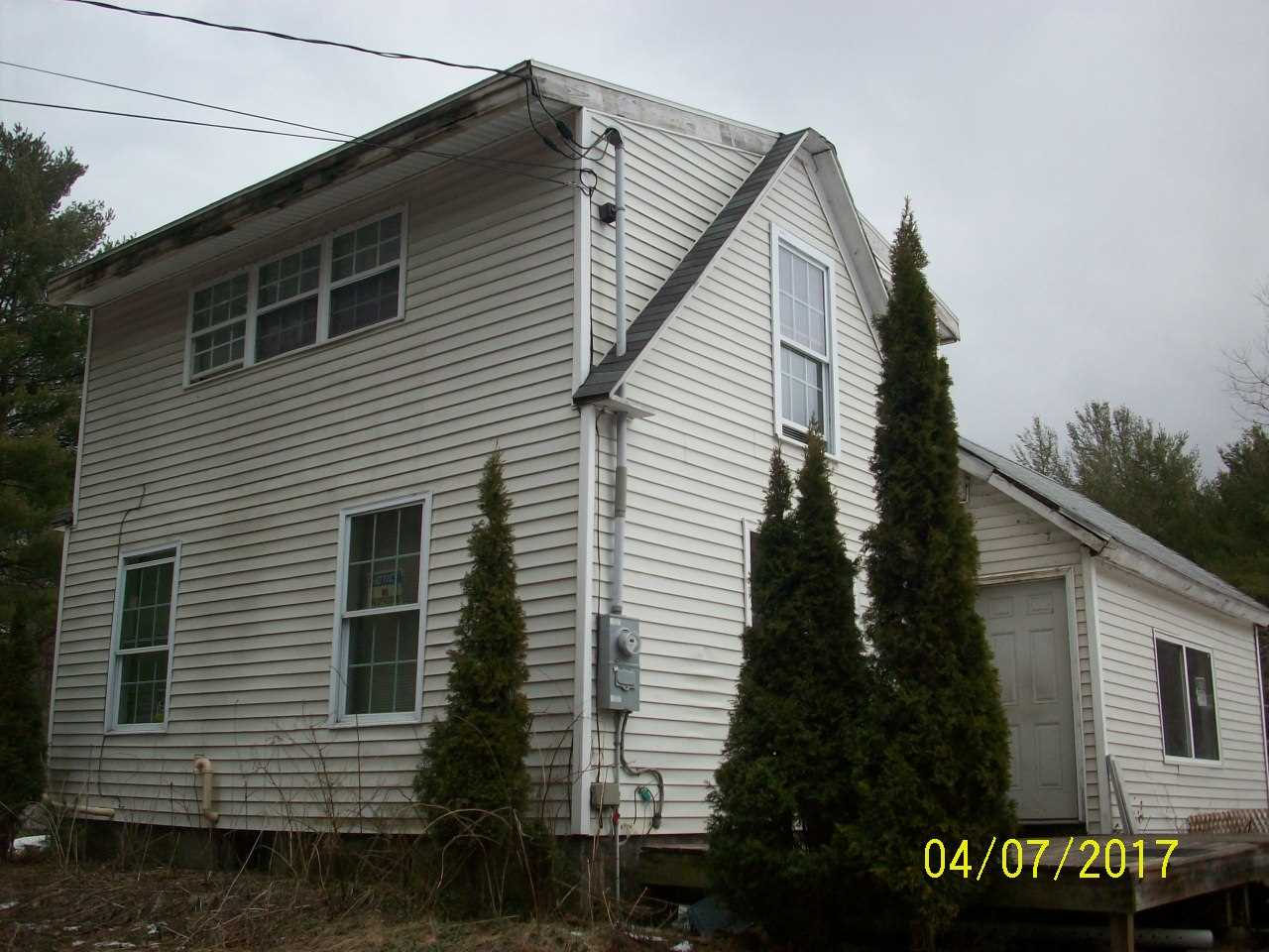 New Boston NH Home for sale $List Price is $125,000