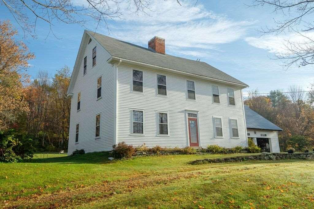 HARTFORD VTHome for sale $$365,000 | $147 per sq.ft.