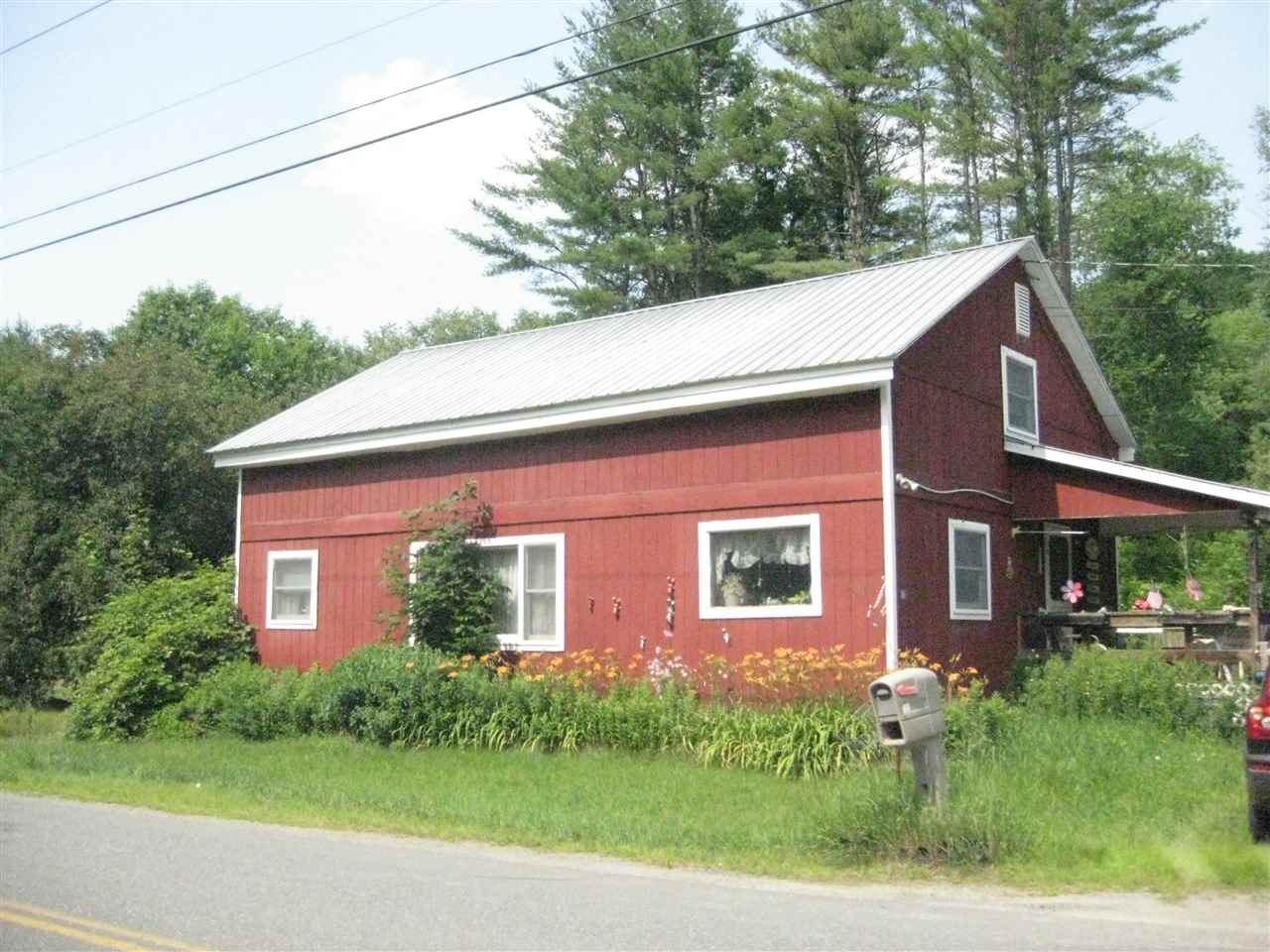 PLAINFIELD NH Home for sale $$99,000 | $50 per sq.ft.