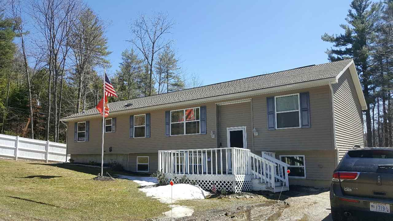 NEWBURY NH Home for sale $$259,000 | $150 per sq.ft.