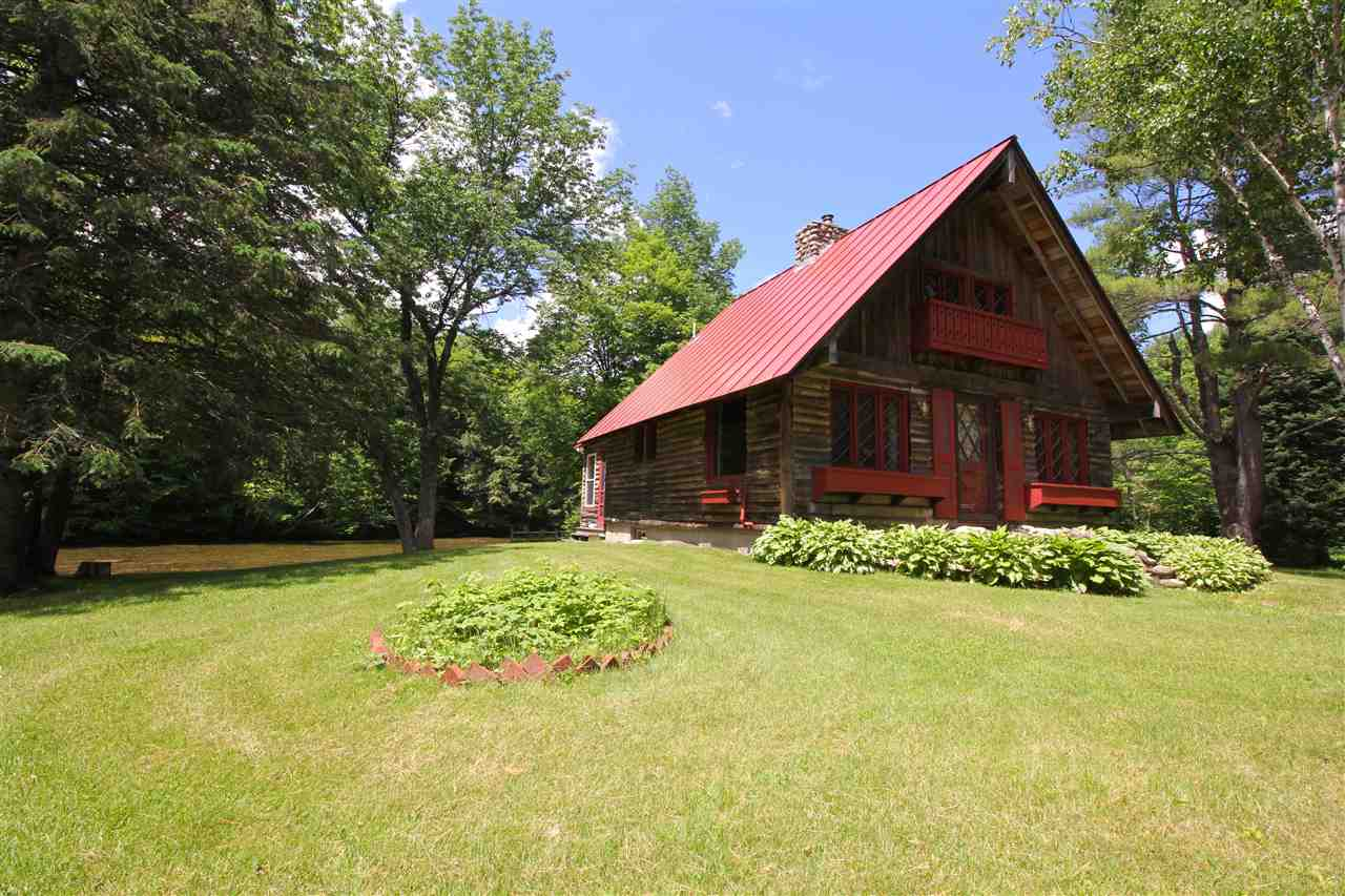 BRADFORD VT Lake House for sale $$169,000 | $203 per sq.ft.
