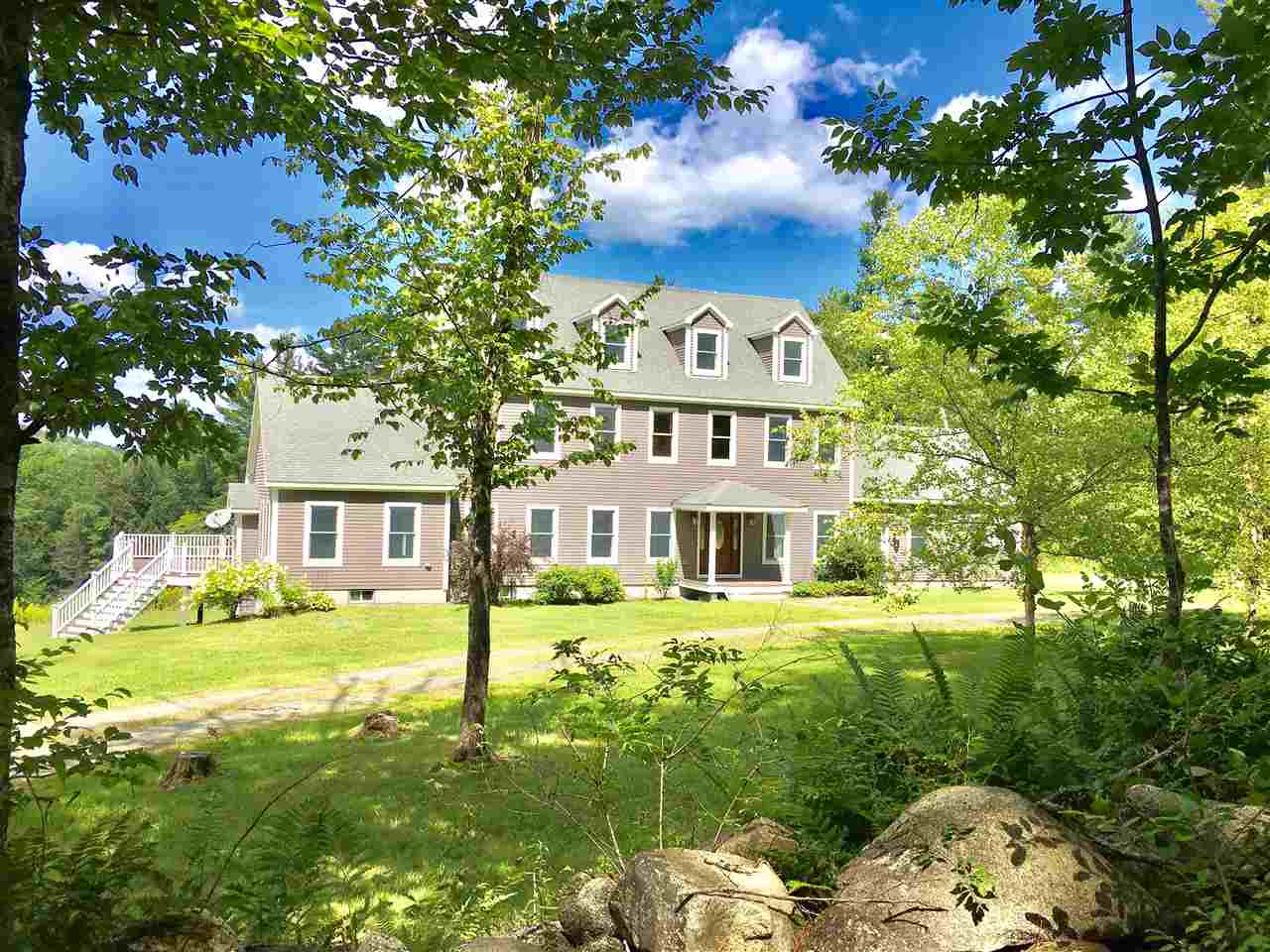 320 Old Bow Road, Weathersfield, VT 05156