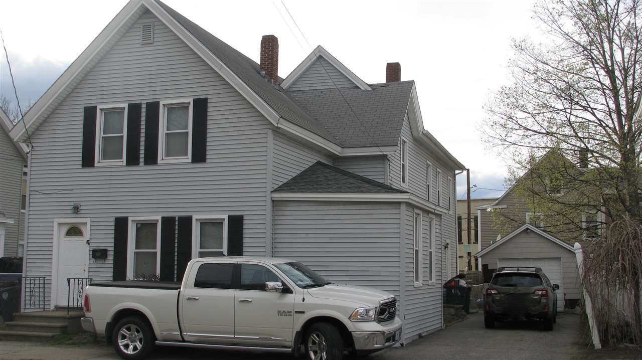 Nashua NH Multi Family for sale $List Price is $209,900