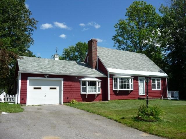 TILTON NH Home for sale $164,900