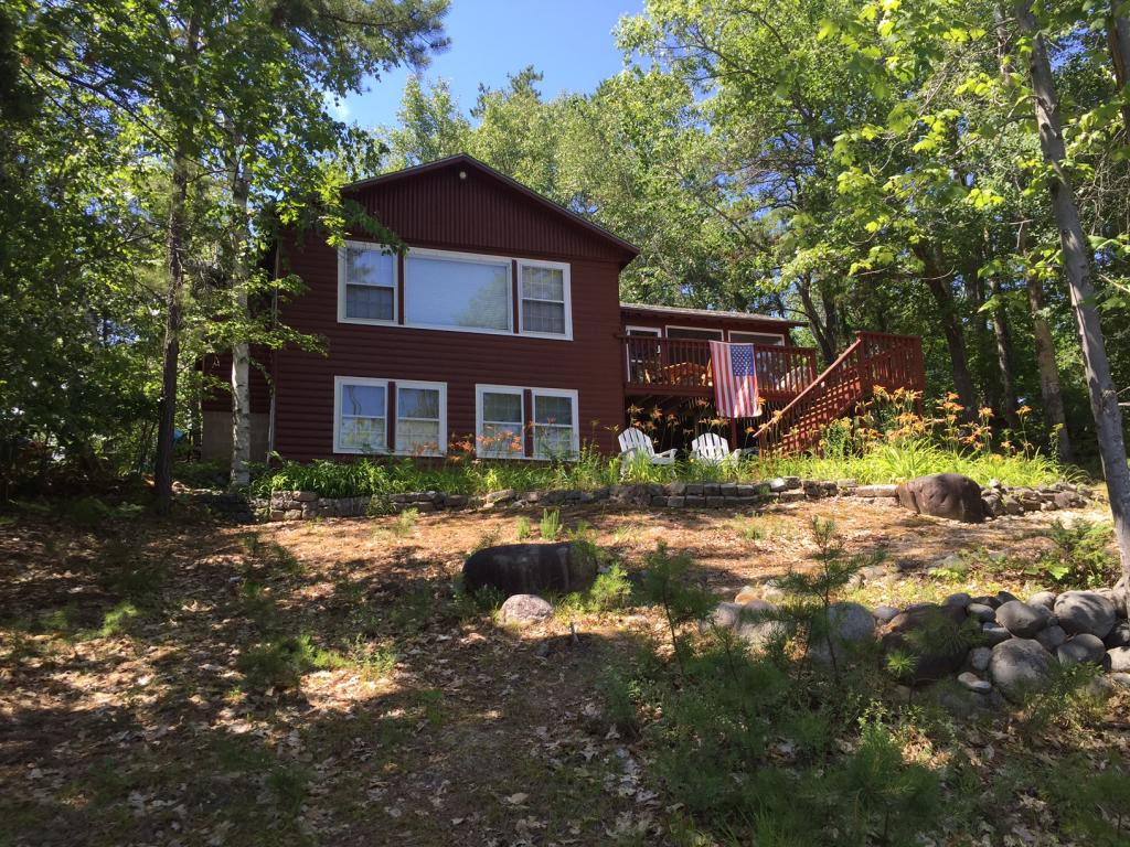 Lake Ossipee waterfront home for sale in Freedom