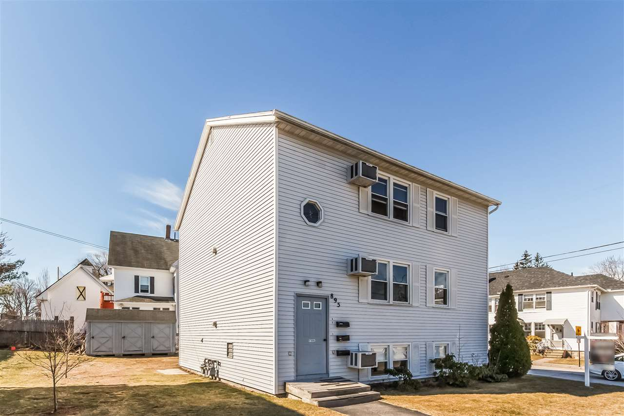 image of Manchester NH  3 Unit Multi Family | sq.ft. 2700