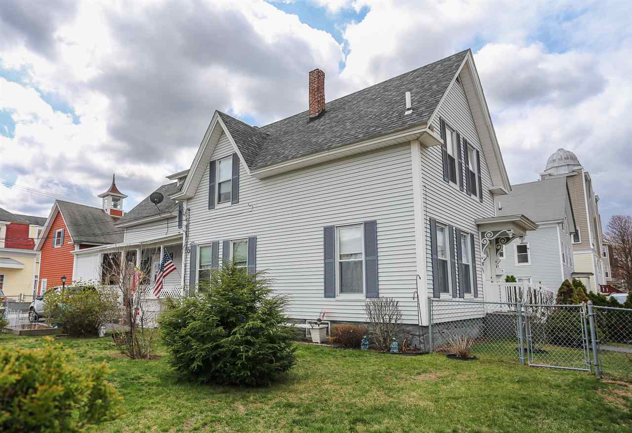 image of Manchester NH  2 Unit Multi Family | sq.ft. 4100