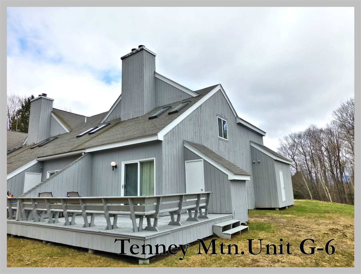 5 Tenney Brook Rd. Unit G-6, Plymouth, NH 03264