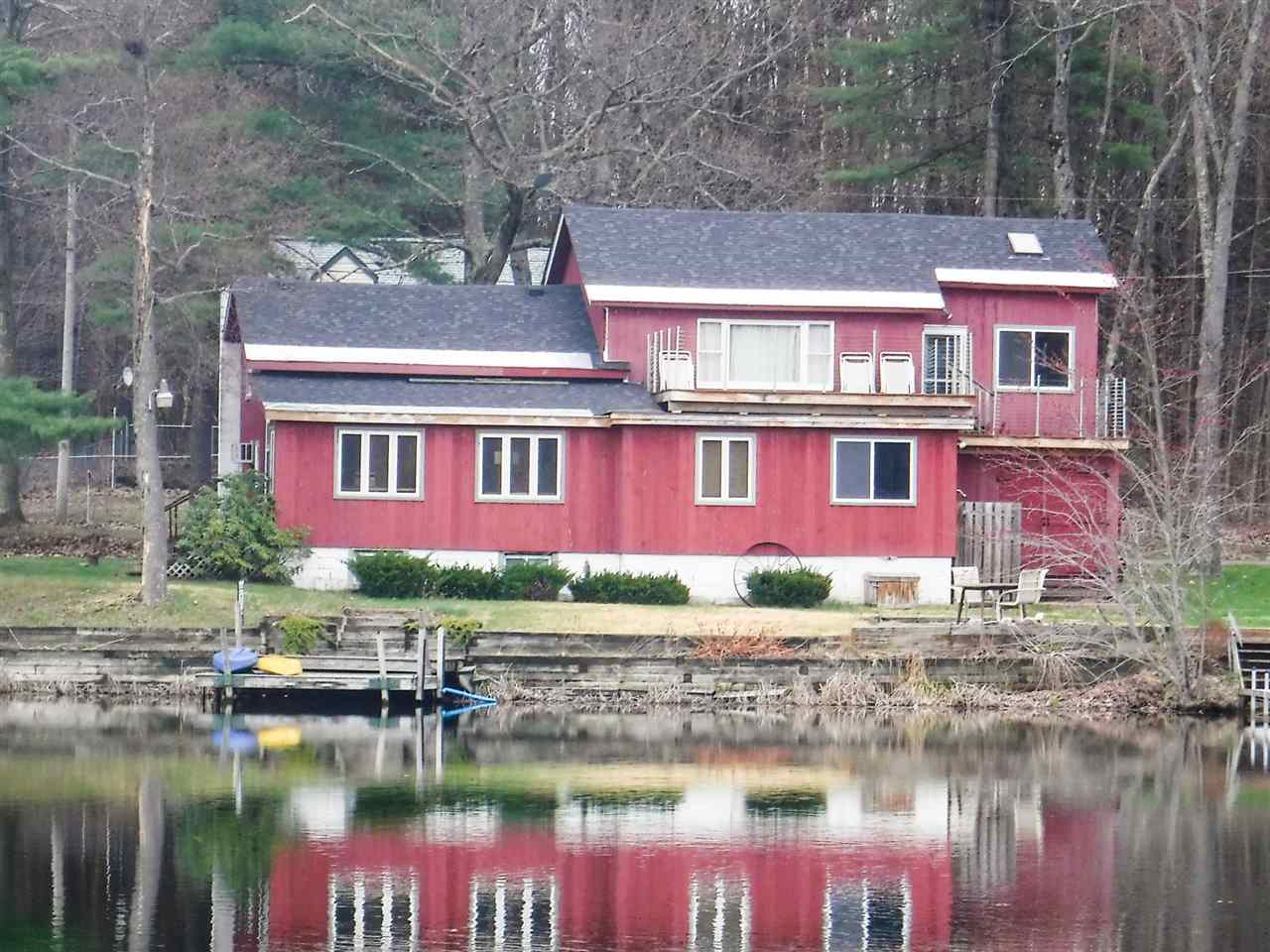 VILLAGE OF BOMOSEEN IN TOWN OF CASTLETON VT Lake House for sale $$349,000 | $184 per sq.ft.