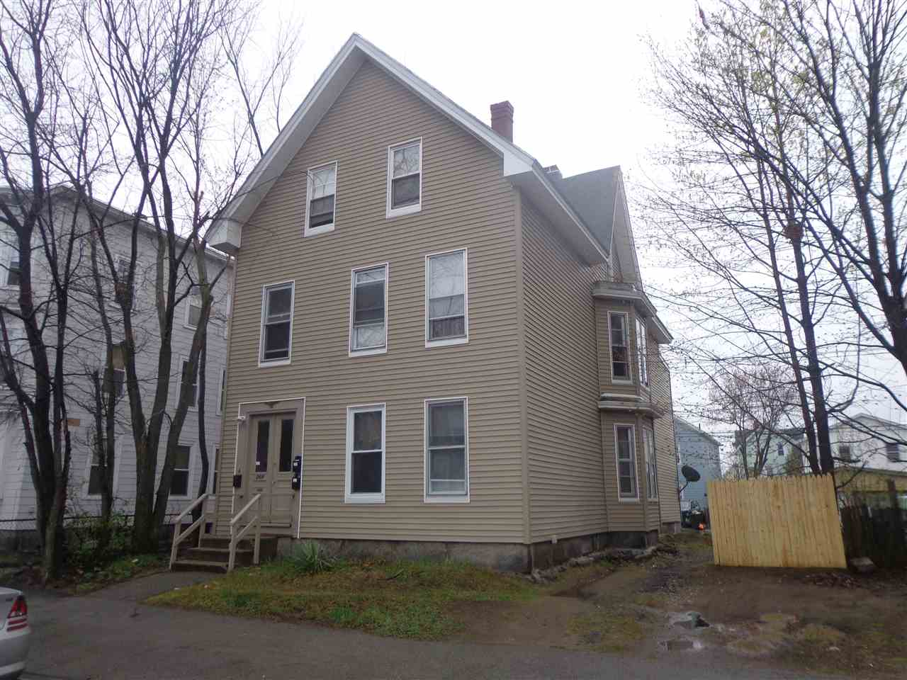 image of Manchester NH  3 Unit Multi Family | sq.ft. 3919