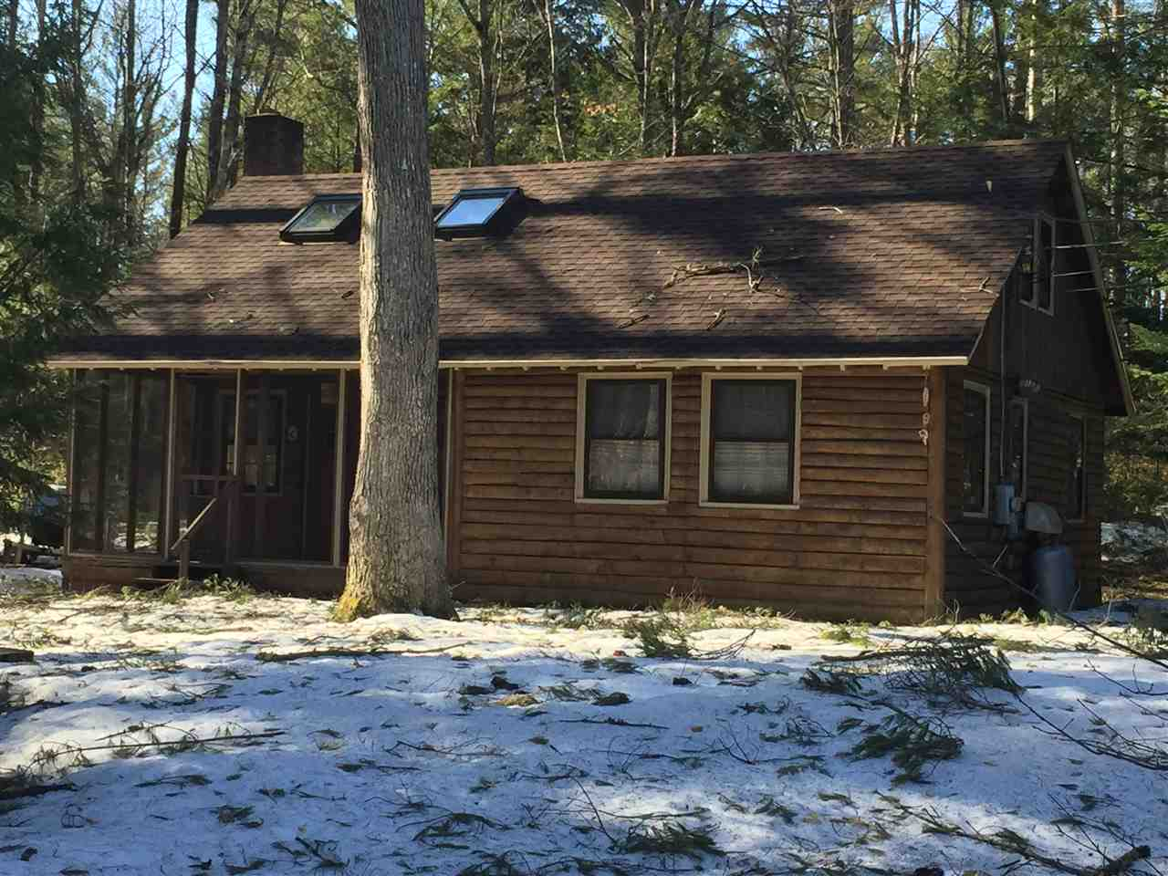 Moultonborough NHHome for sale $List Price is $149,828