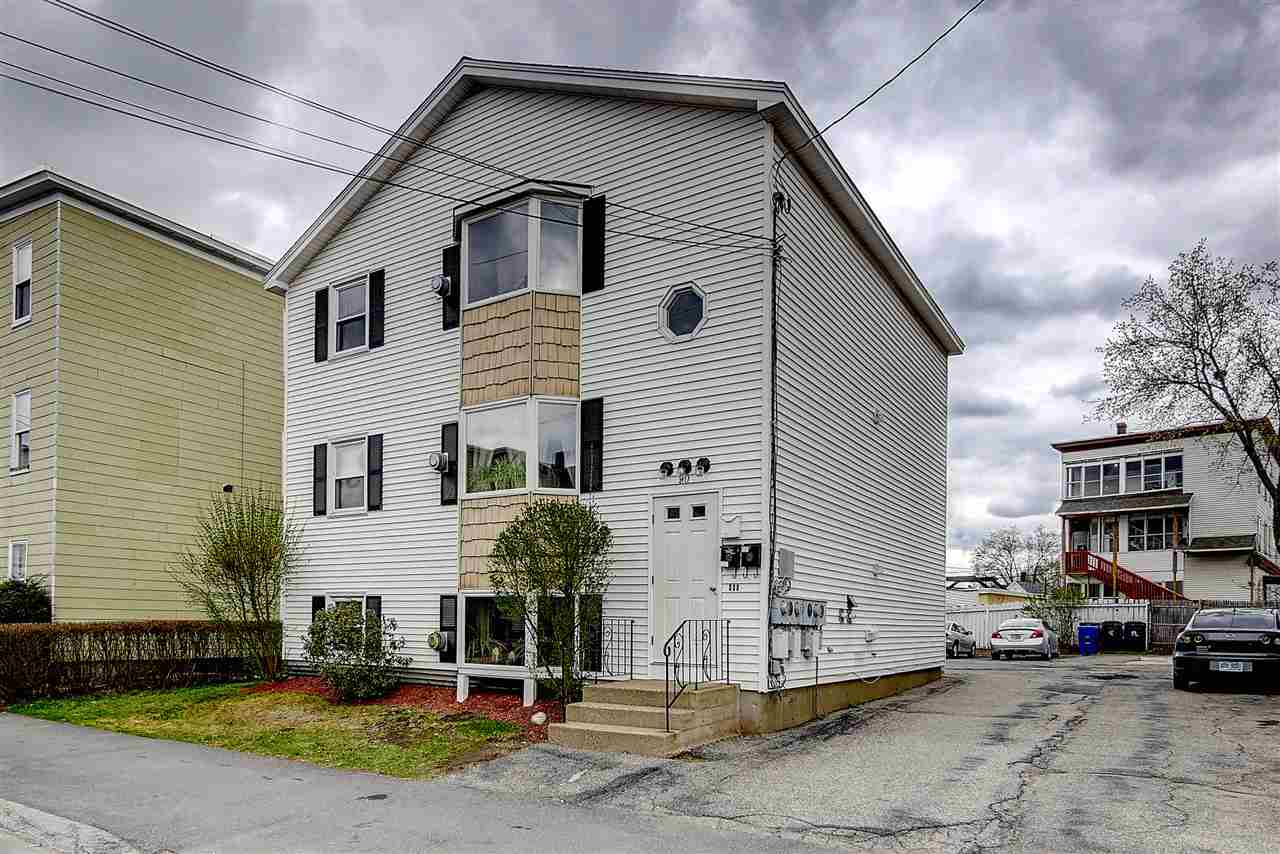 image of Manchester NH  3 Unit Multi Family | sq.ft. 2736