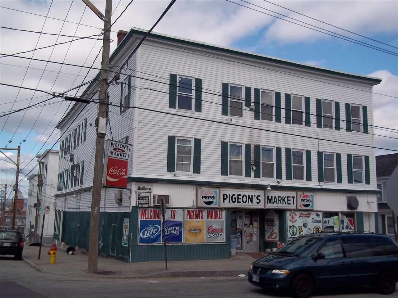 image of Manchester NH  7 Unit Multi Family | sq.ft. 9064